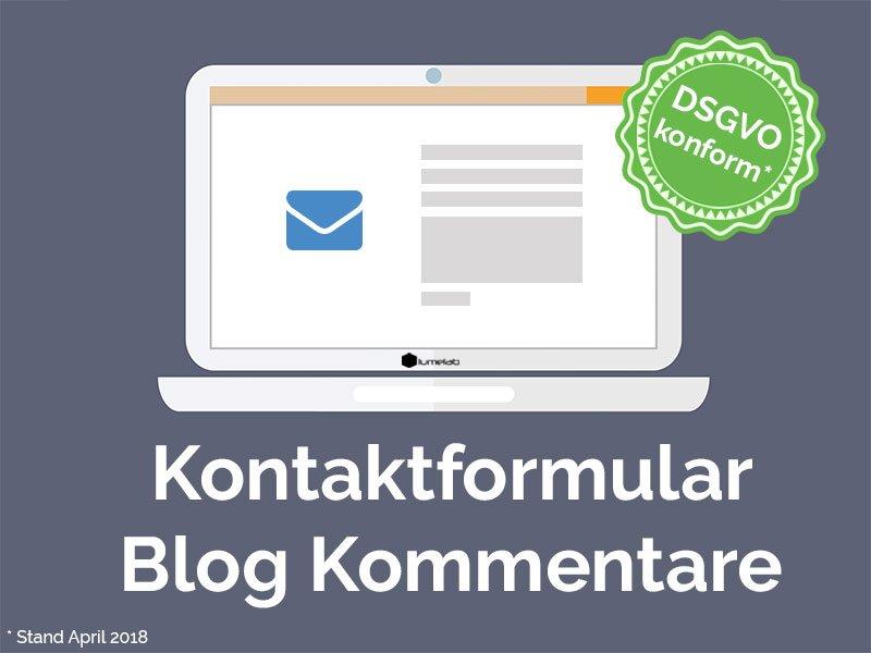 Lumelab-Blog-Kontakformular-Blog Kommentare