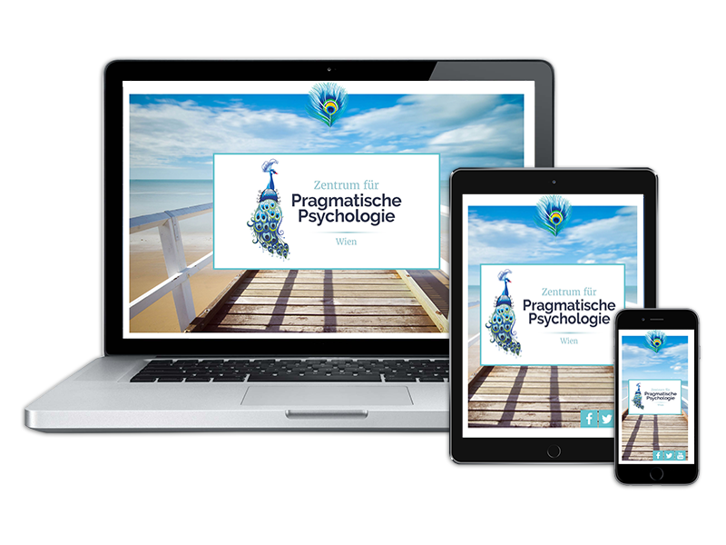 Website Zentrum für Pragmatische Psychologie