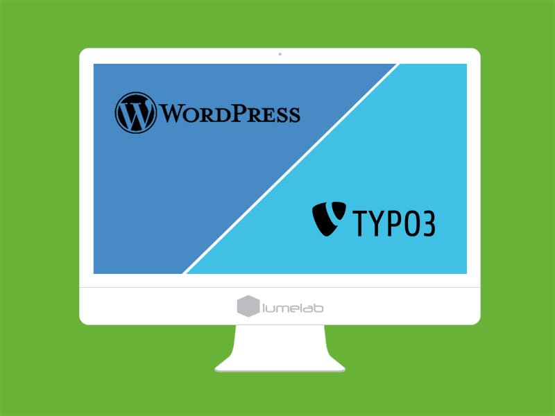 Lumelab-Blog-Wordpress oder Typo3